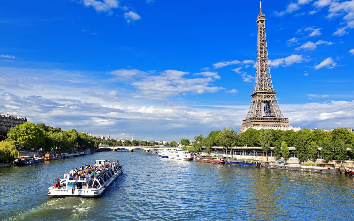 skip the line: eiffel tower summit tickets & seine cruise combo-2