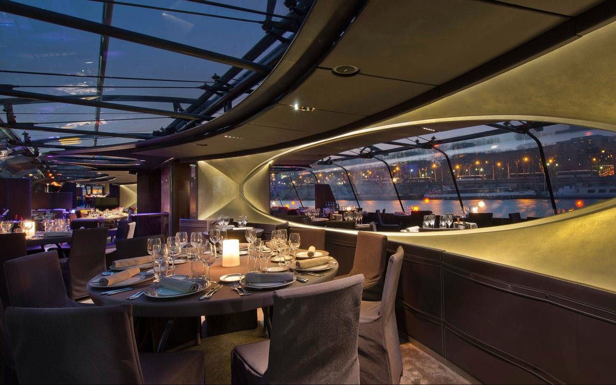 bateaux parisiens evening seine river dinner cruise with optional champagne-1