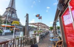 1 day in Paris- Seine River Cruise