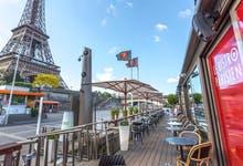 Bateaux Parisiens River Cruise