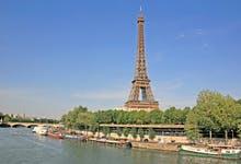 Bateaux Parisiens - Seine River Sightseeing Cruise