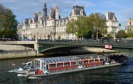 3 days in Paris- Seine River Cruise