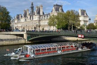 PBateaux Parisiens - Seine River Sightseeing Cruise 2