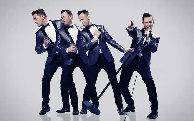 Cheap Las vegas show tickets- human Nature Jukebox