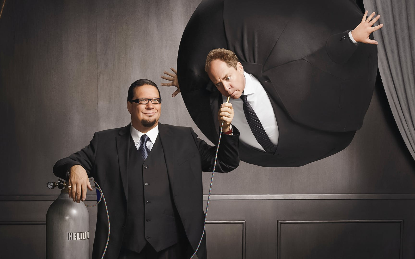 Penn and Teller - Magical Comedy