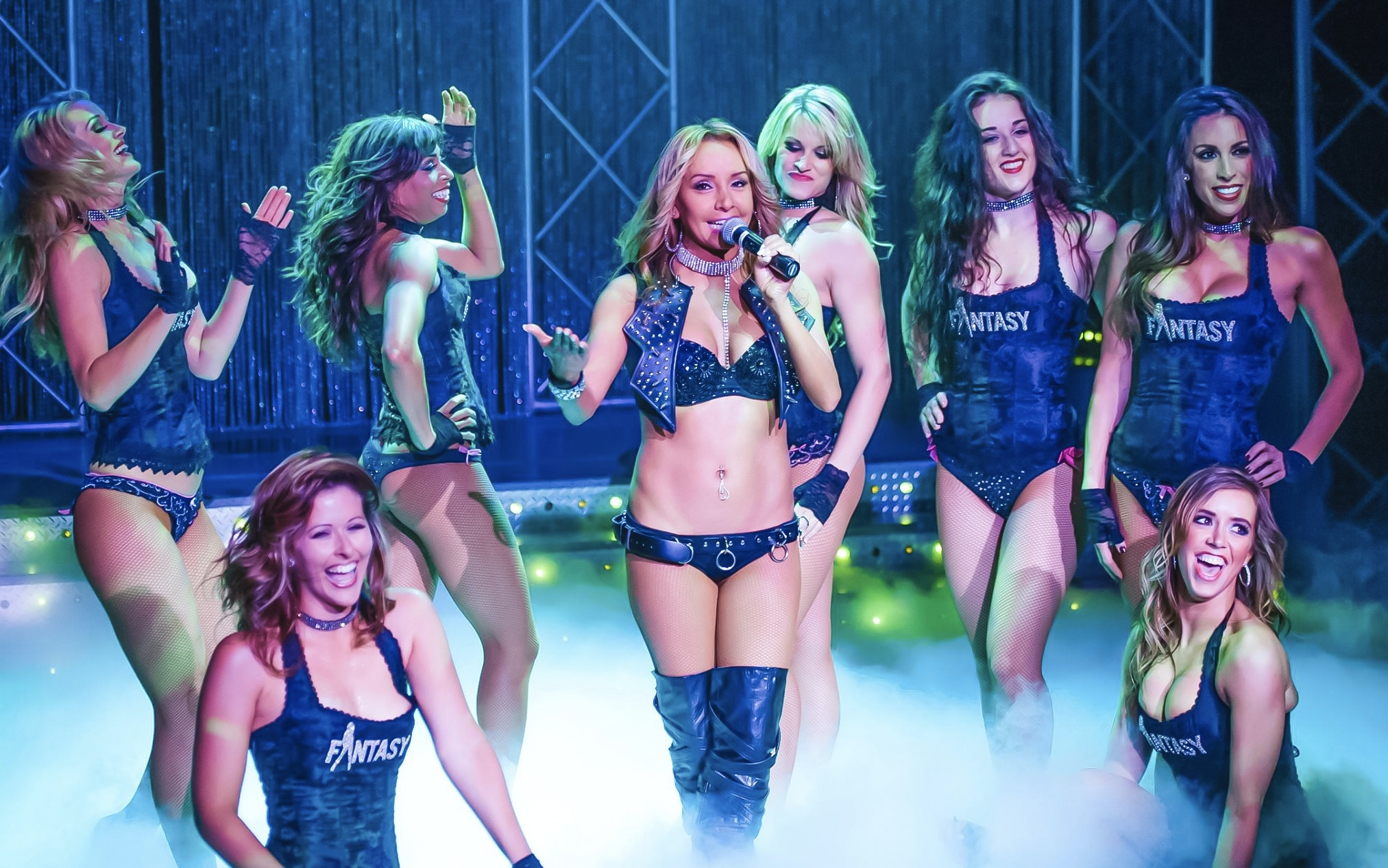 Something hottest adult shows in vegas think, that