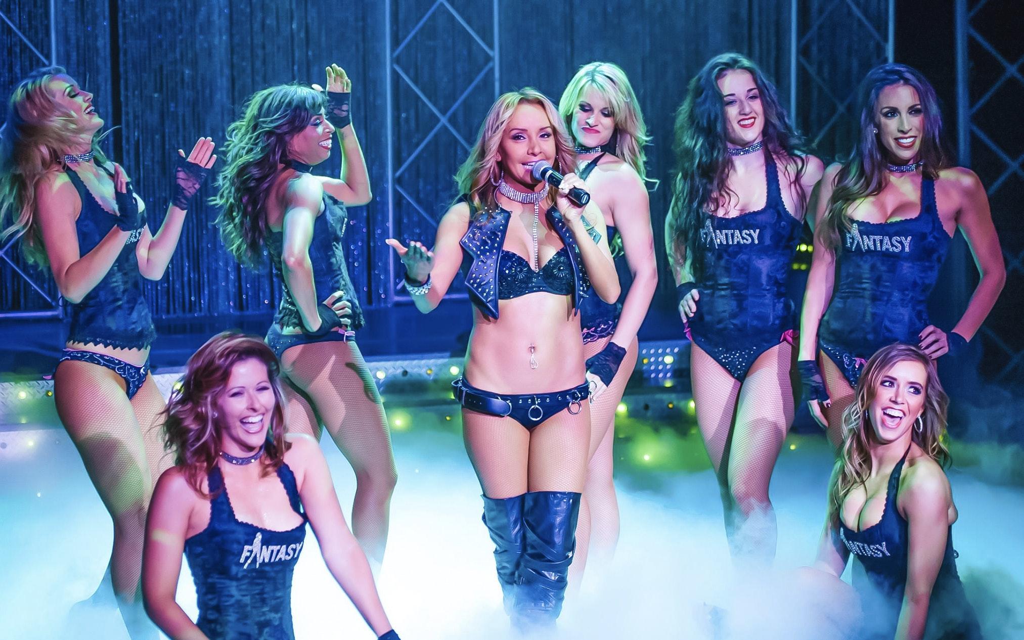 Best sex shows in las vegas