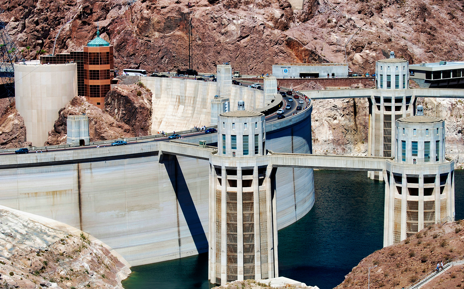 Hoover Dam Tour - Special Offers for JPMembers - JetPrivilege