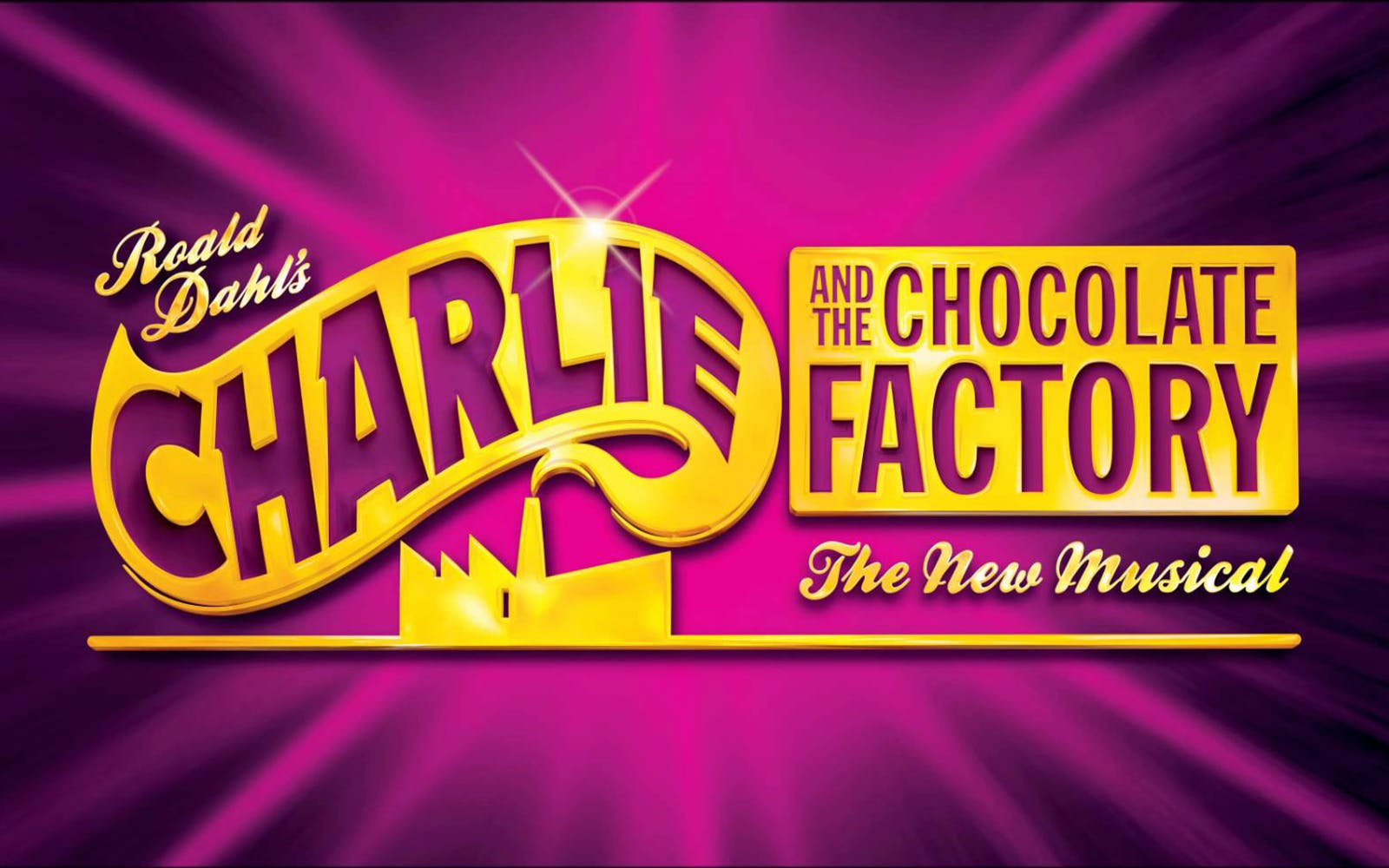 Best Broadway Shows - January 2018 - Charlie & the Chocolate Factory