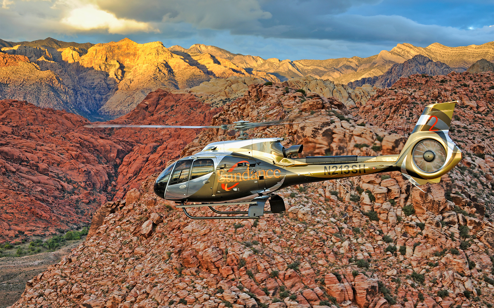 Grand Canyon West Rim Skywalk Express Helicopter Tour