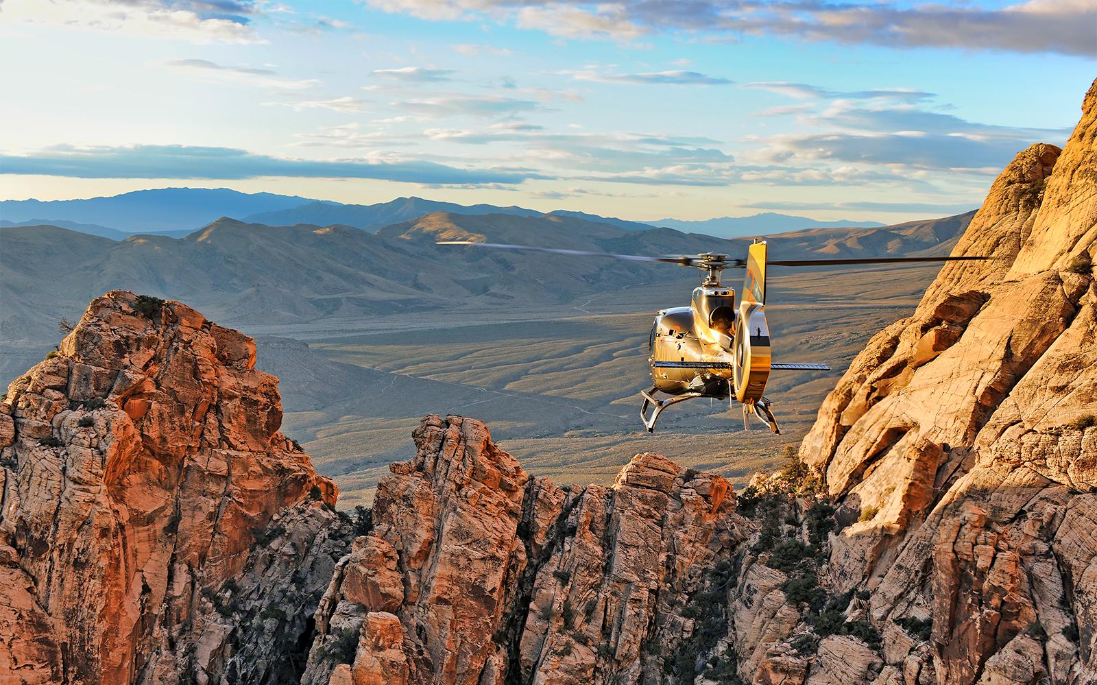 العلامة Helicopter Tour Grand Canyon West Rim أفضل الصور