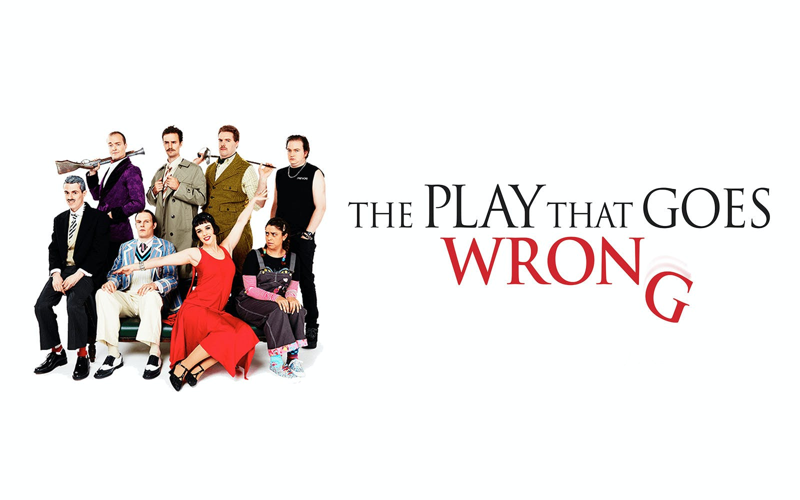 Best Broadway Shows - February 2018 - The Play that Goes Wrong