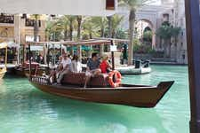 Best Places to Visit in Dubai - Dubai Water Canal-1