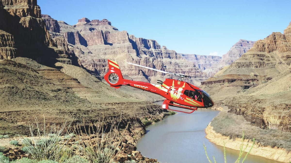 Best Helicopter Tour Grand Canyon Reviews