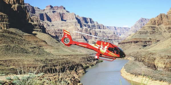 Selecting The Best Grand Canyon Helicopter Tours From Las Vegas