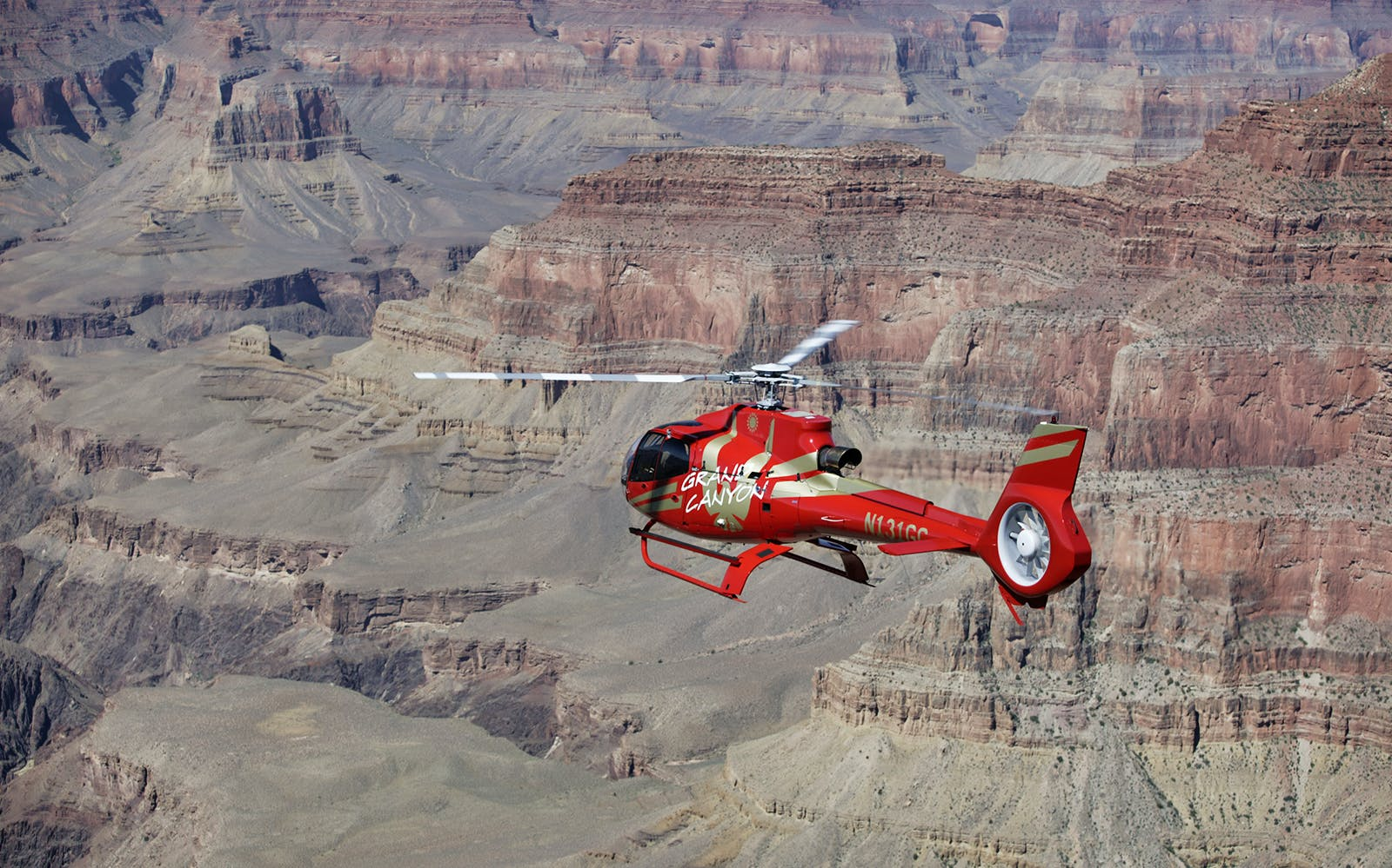 grand canyon helicopter tour with optional landing-3