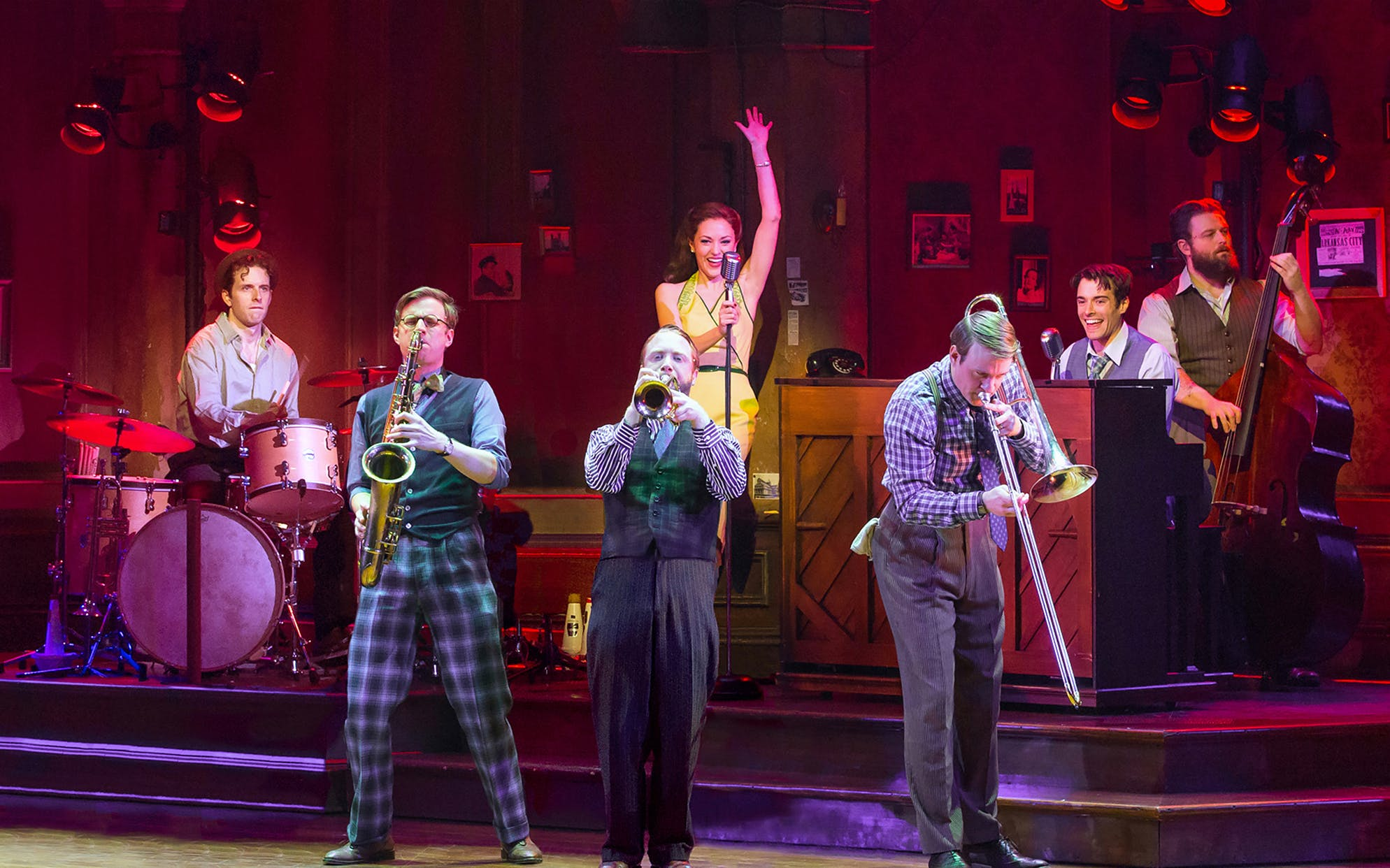 bandstand: the new american musical-2