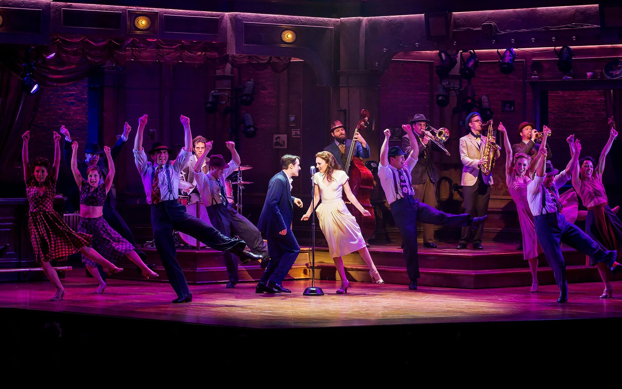 bandstand: the new american musical-1