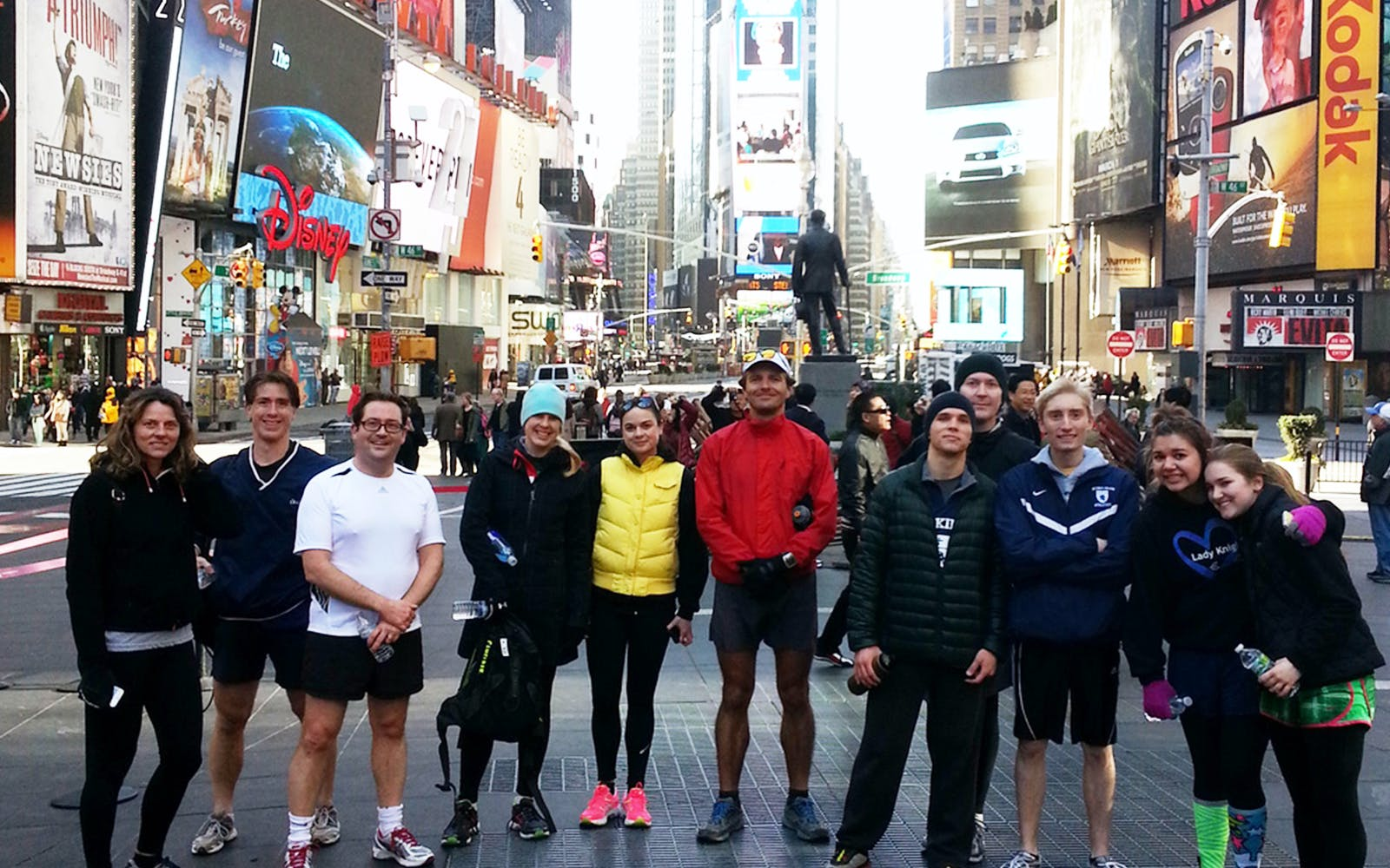 running tour: crossroads of the world -1
