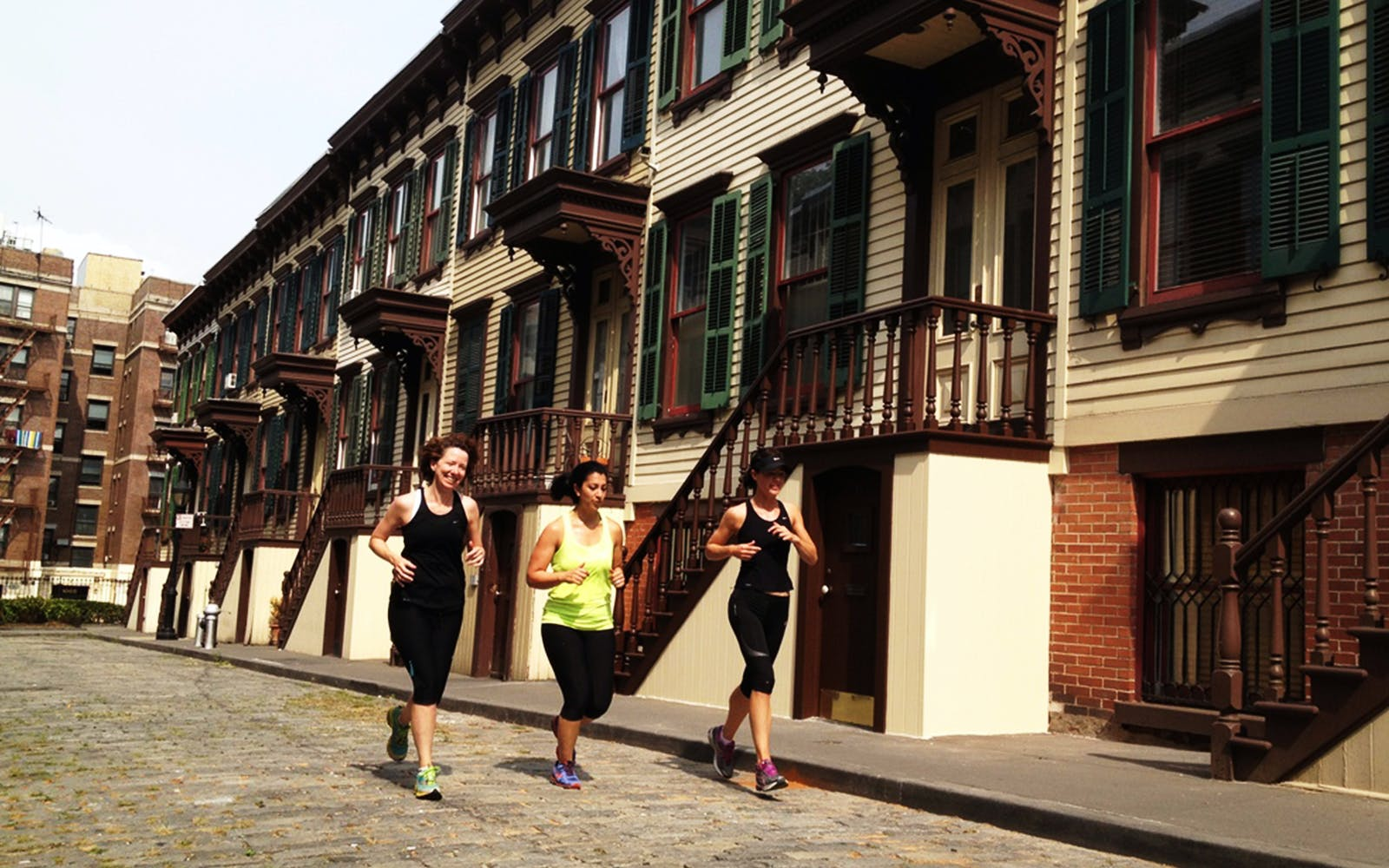 Running Tour: The Village