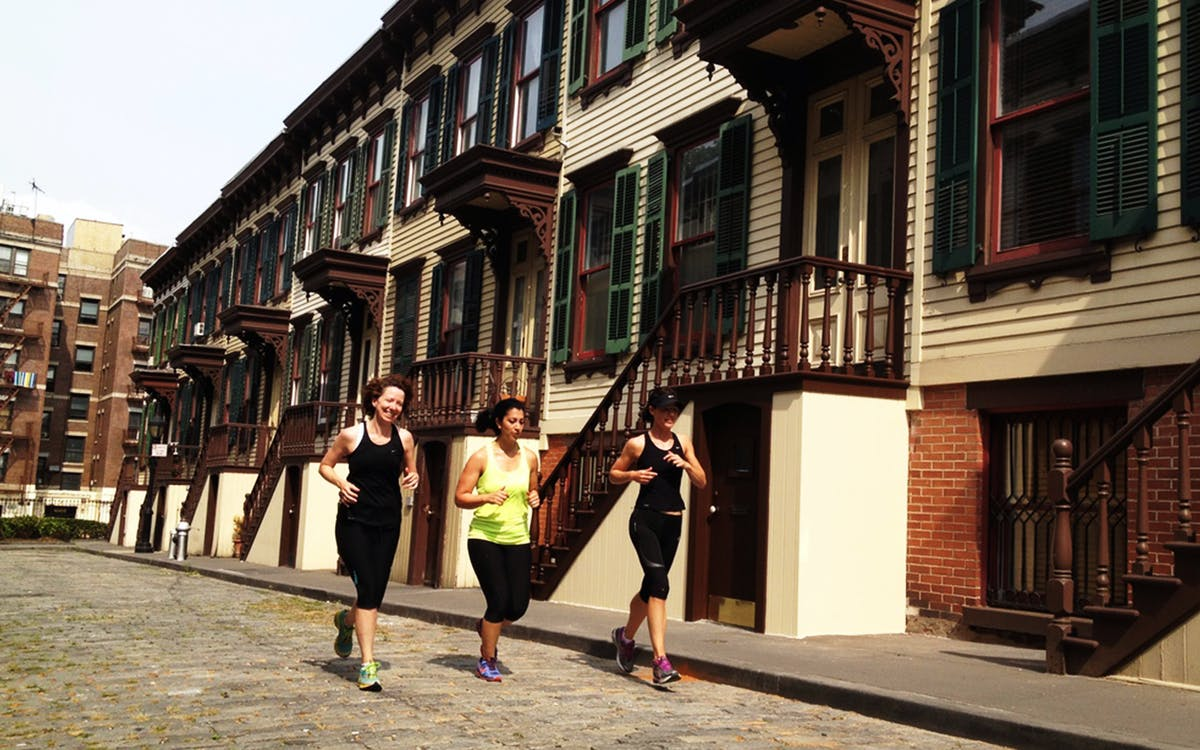 running tour: the village-1