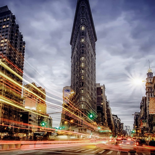 Planning a trip to NYC - Flatiron Food, History, Architecture