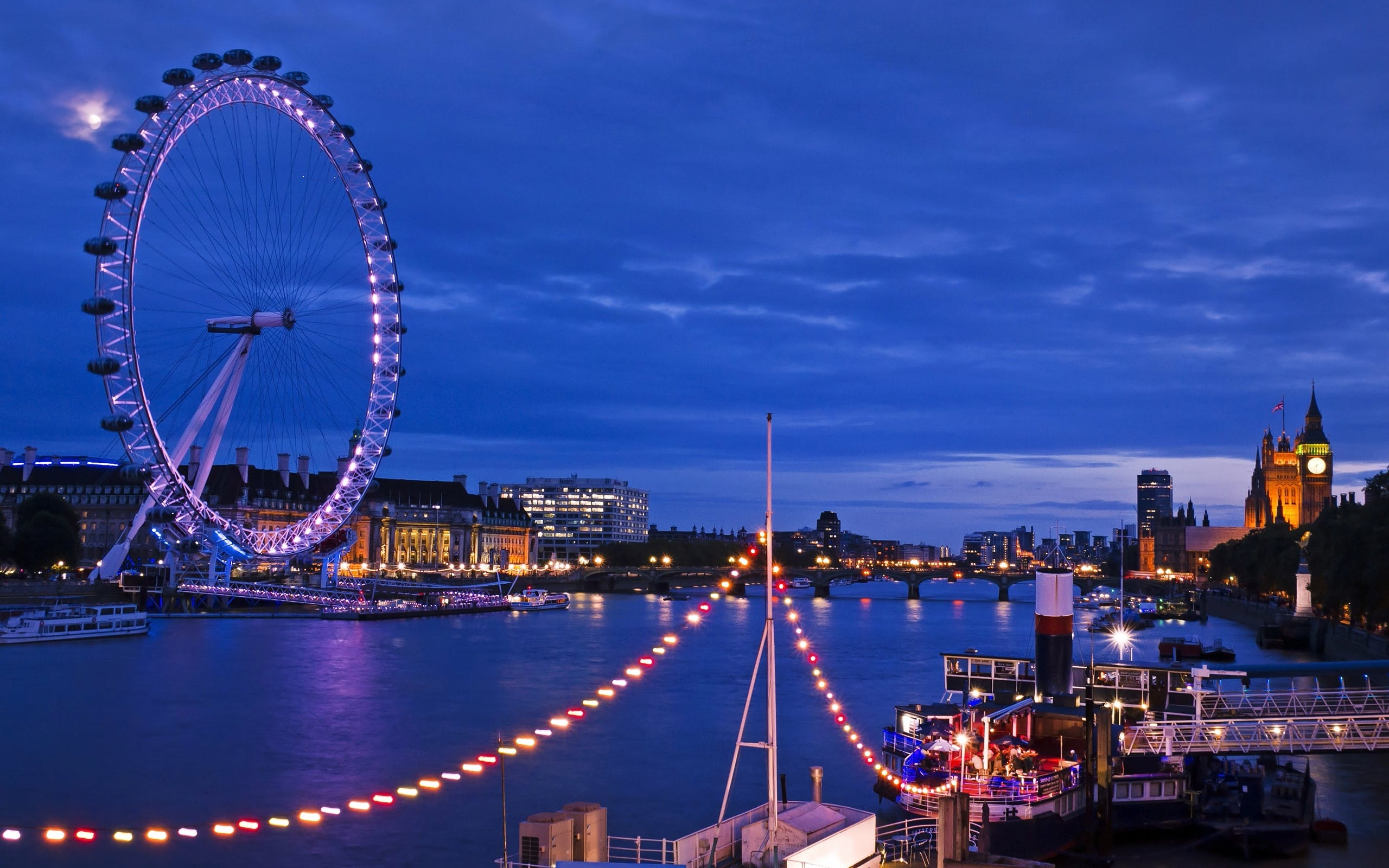 london eye champagne experience including fast track access-3