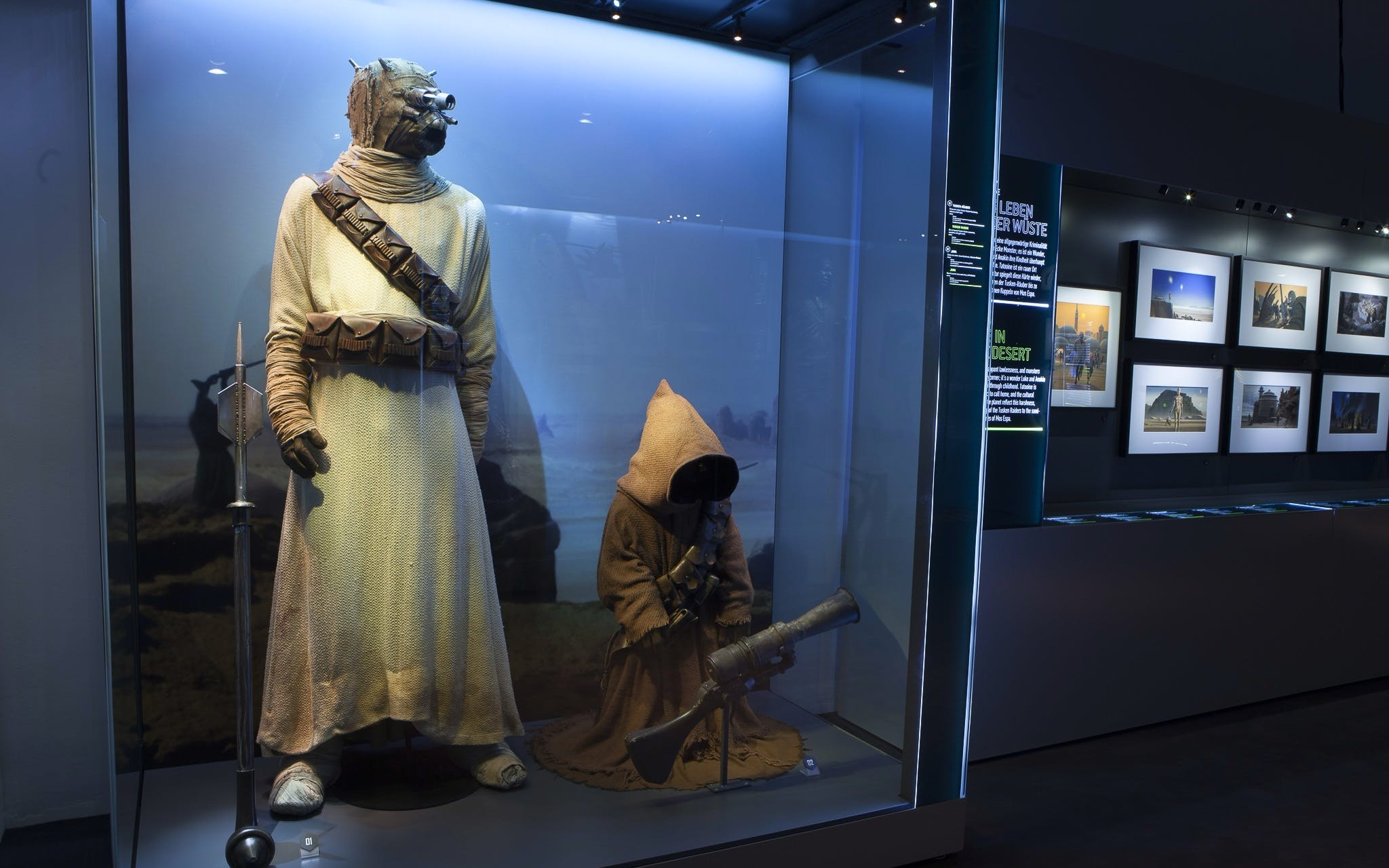star wars identities: the exhibition at the o2-2