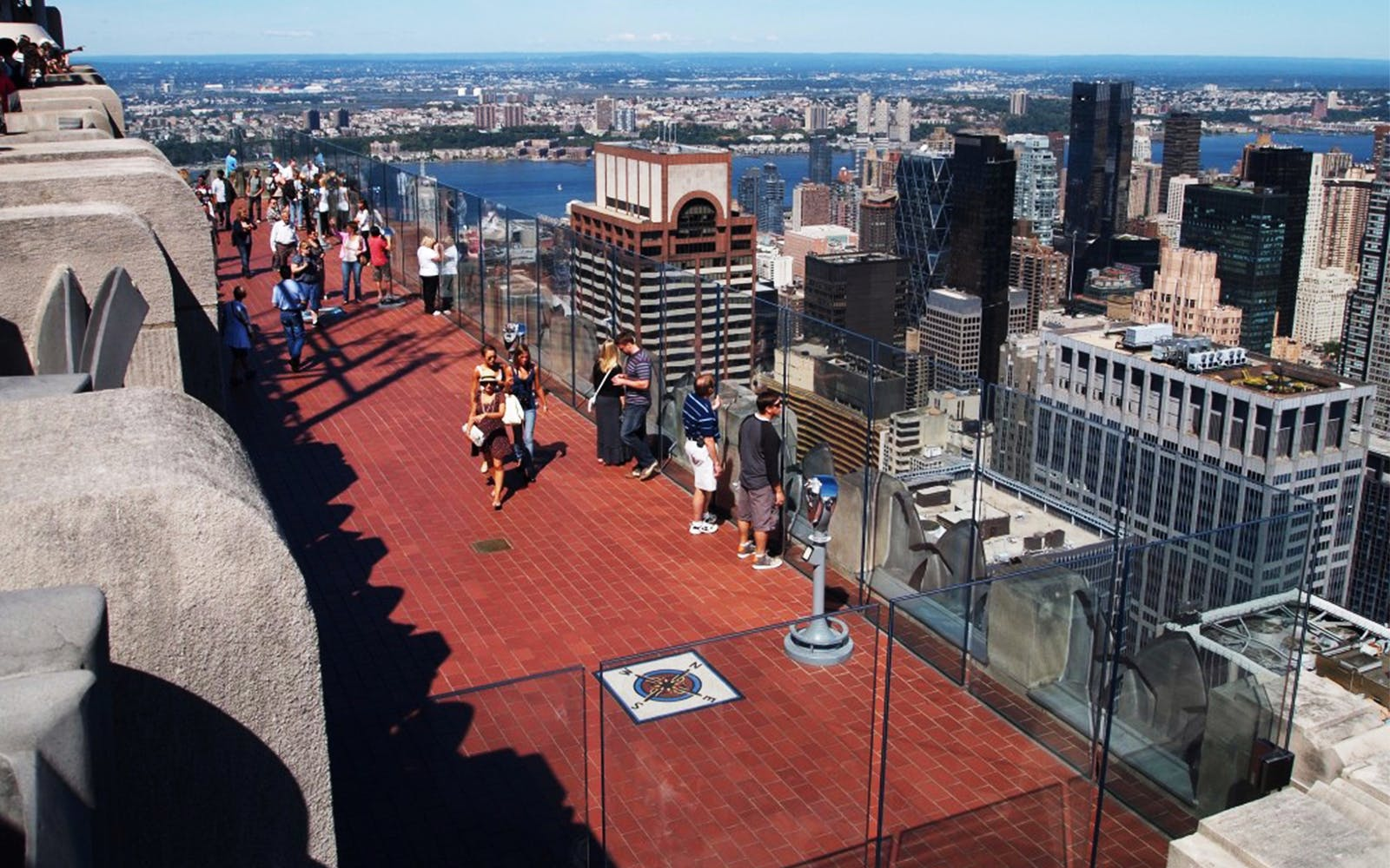 twin peaks: empire state building + top of the rock tickets-3