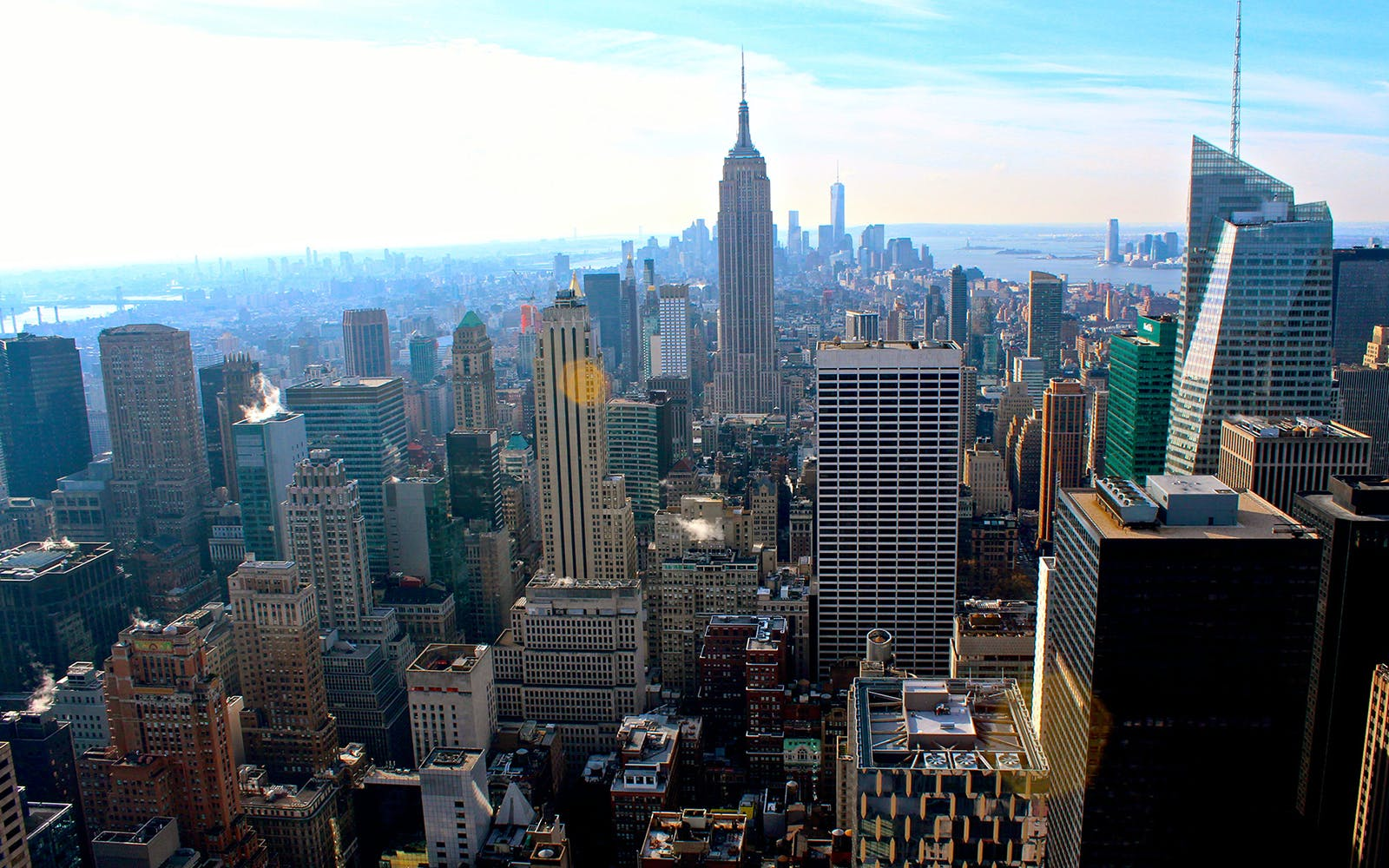 top of the rock: observation deck + rockefeller center tour-3