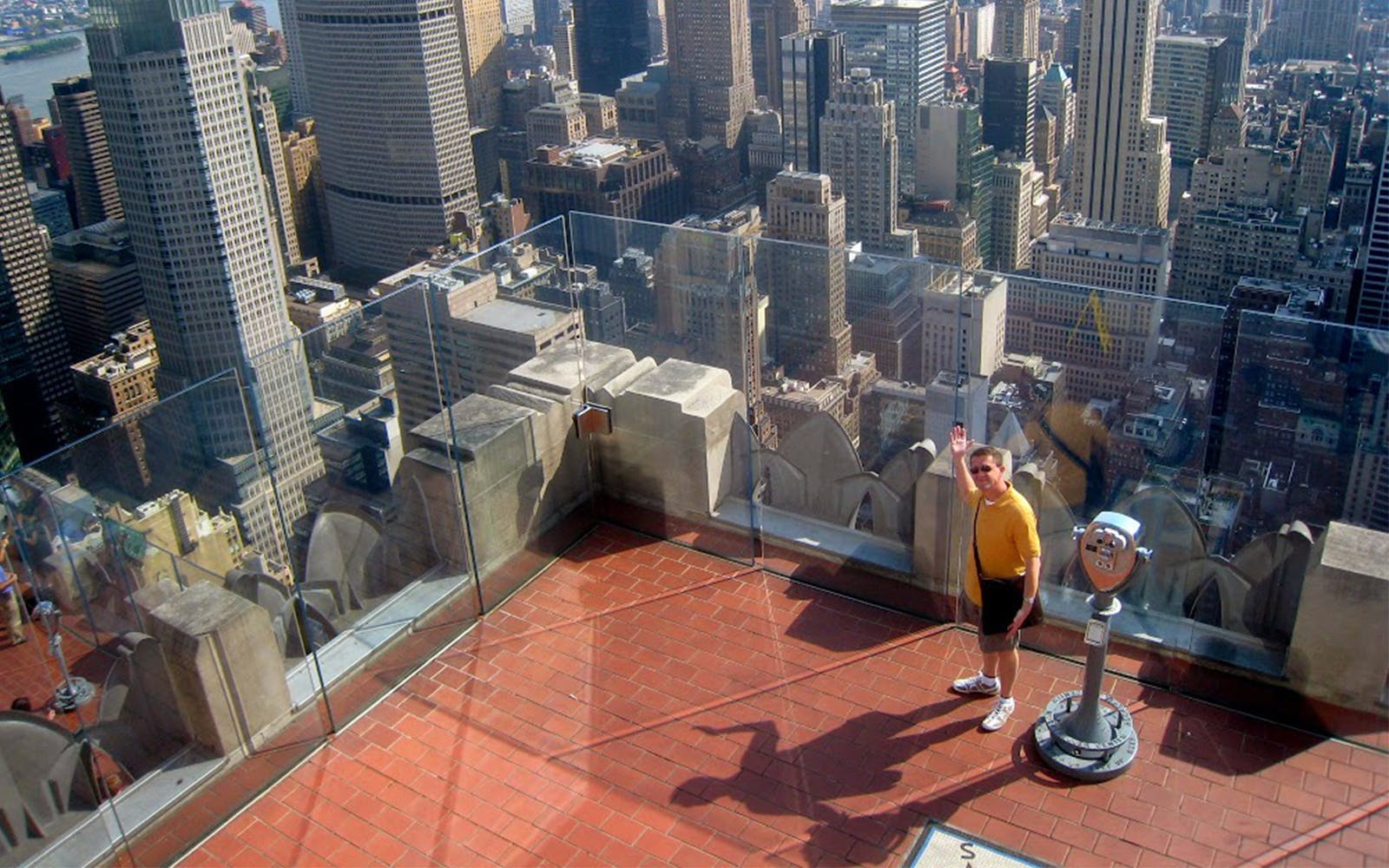 top of the rock: observation deck + rockefeller center tour-2