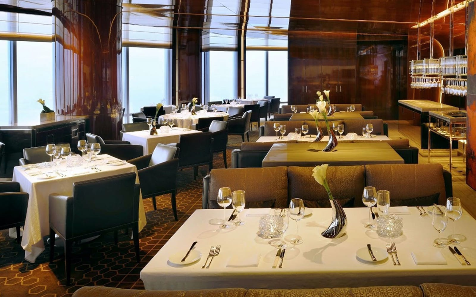 atmosphere lounge at the burj khalifa tower-3
