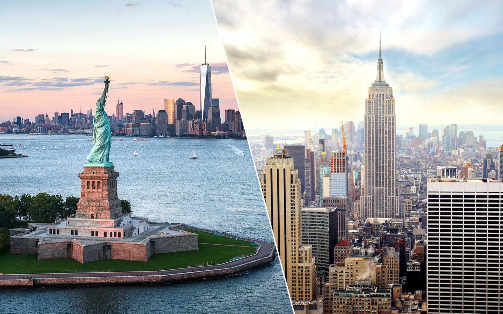 Skip the Line Empire State Building Tickets + Statue of Liberty Cruise