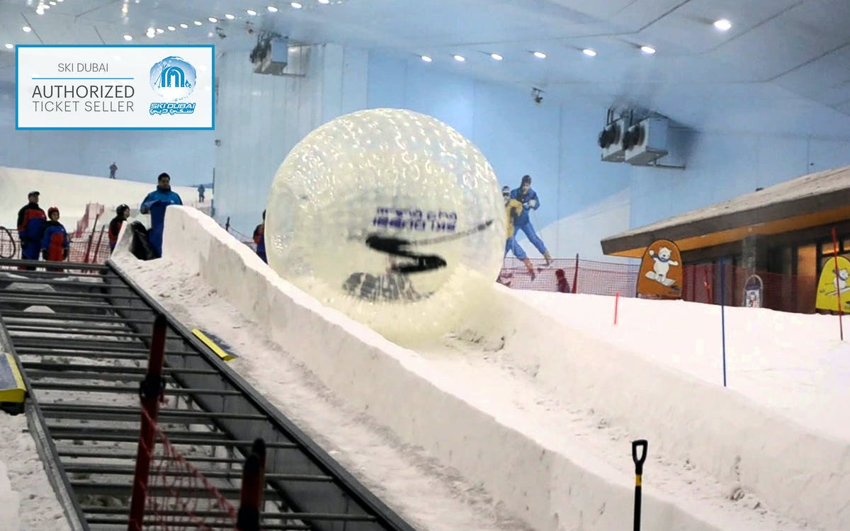 Ski Dubai Polar Pass Access To Park Amp Rides Get Best