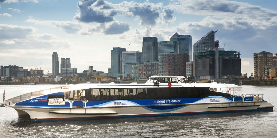London in July - things to do - Thames Cruise
