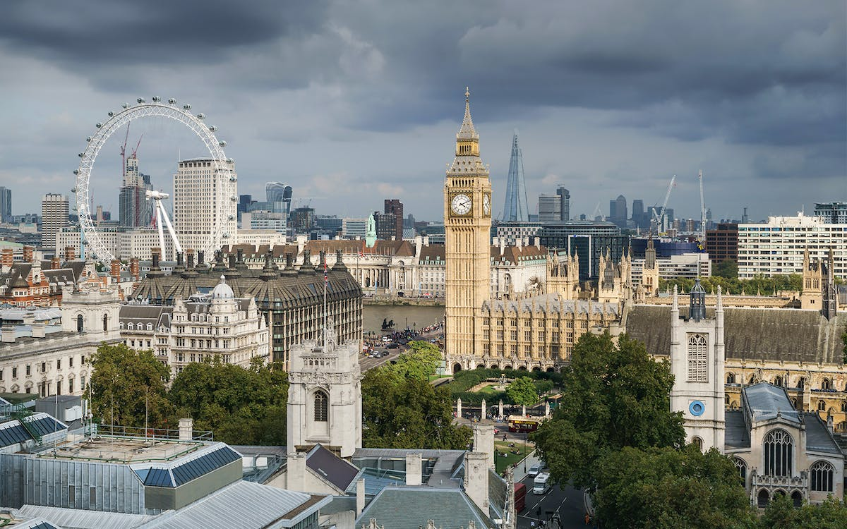 panoramic tour of london with st pauls cathedral & tower of london-2