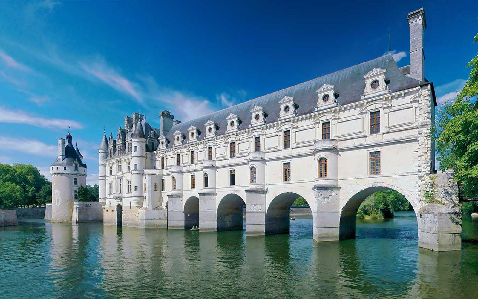 loire valley castles - chambord, chenonceau, nitry & and wine tour from paris-3