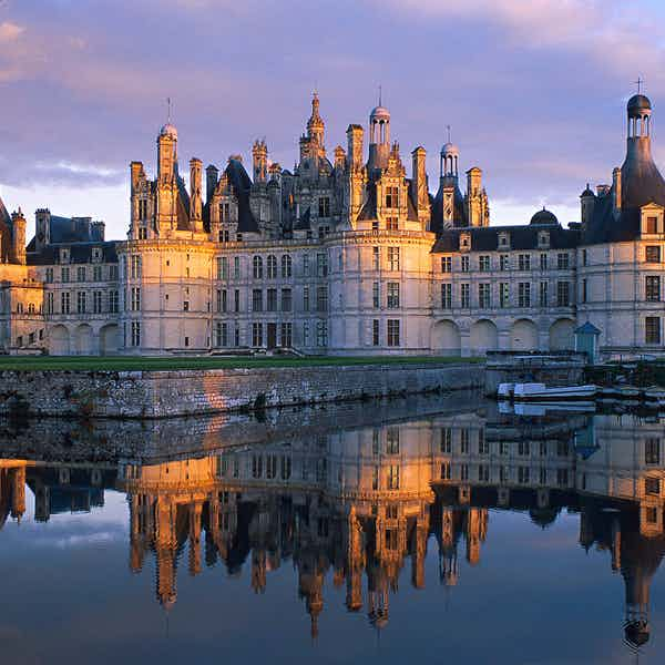 paris to loire valley - loire valley chateaux