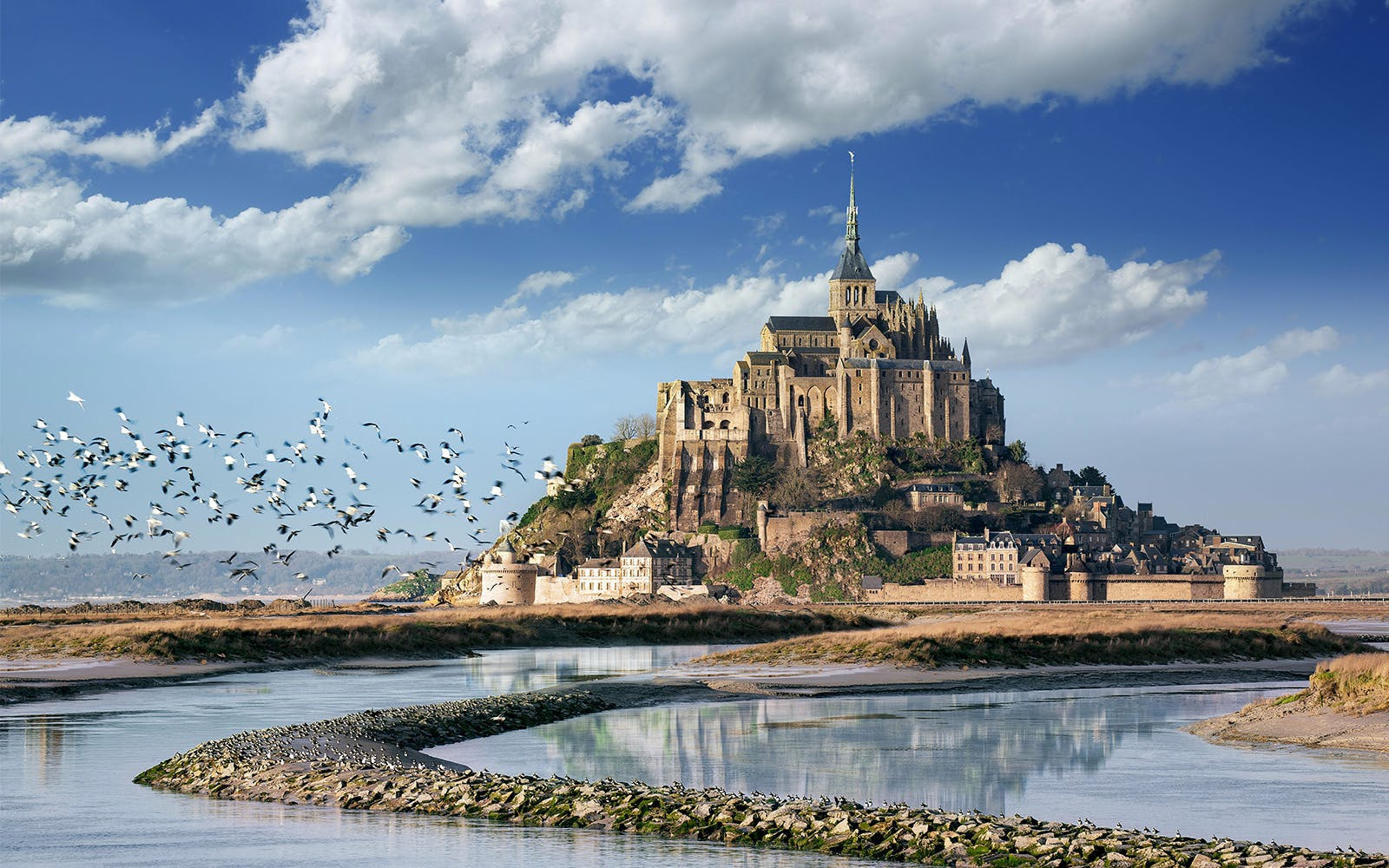 unguided excursion to mont saint michel from paris-2