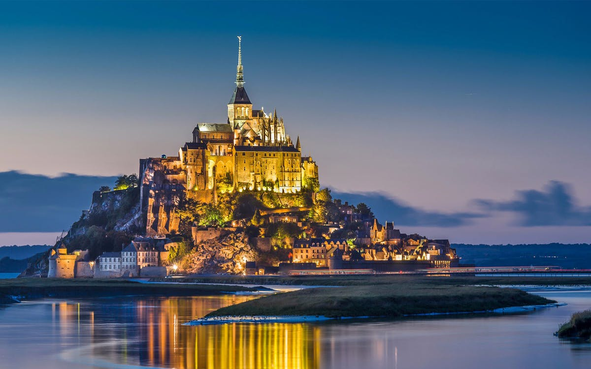 unguided excursion to mont saint michel from paris-1