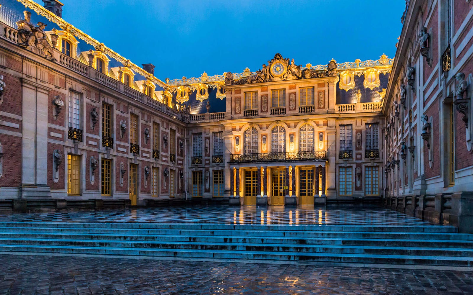 Palace of Versailles tickets