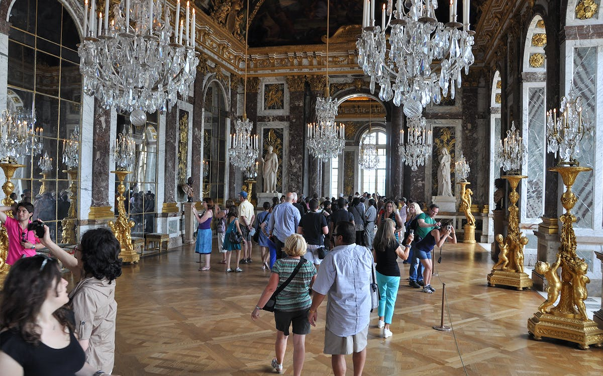 skip the line guided tour of versailles palace - 75 minutes classic-2