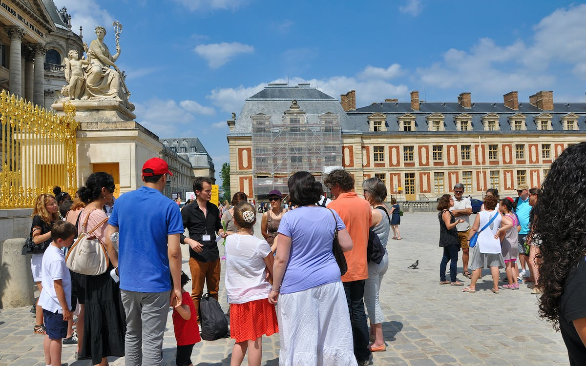 skip the line guided tour of versailles palace - 75 minutes classic-1