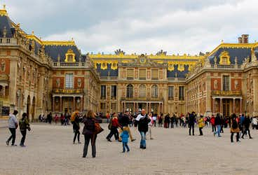 Palace of Versailles skip the line