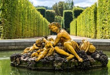 Palace of Versailles Gardens and Fountains-3