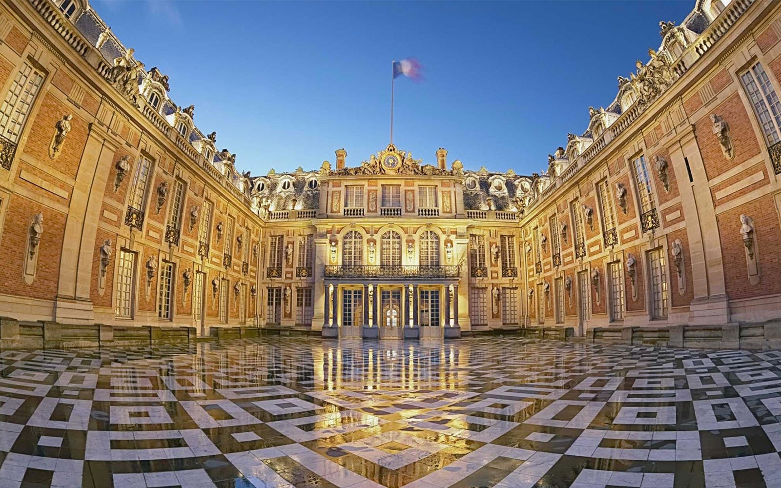 Priority Access Guided Tour: Versailles Half Day