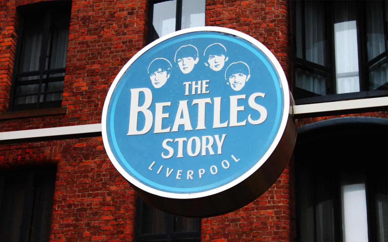 Liverpool & The Beatles Tour