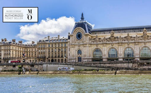 Tickets to Orsay Museum
