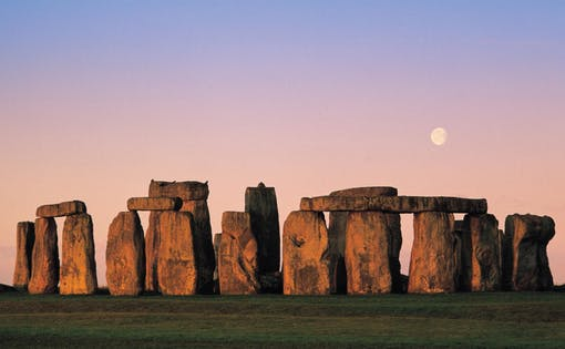 Stonehenge Admission Tickets