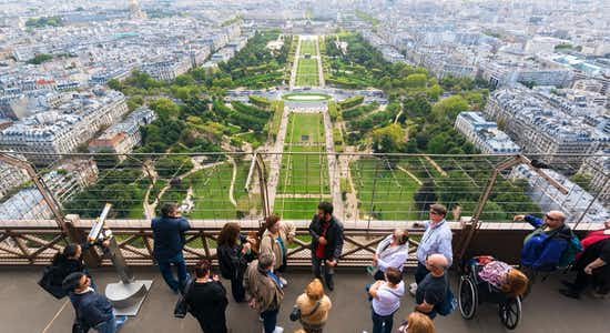 SKIP THE LINE EIFFEL TOWER paris tickets